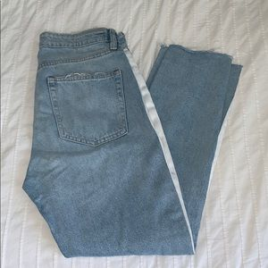 Zara Jeans - Zara high waisted jeans
